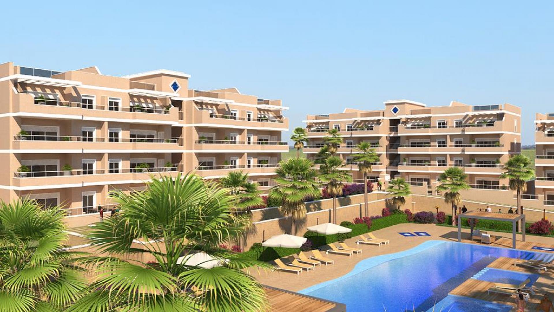Leilighet i Villamartin – Nye boliger