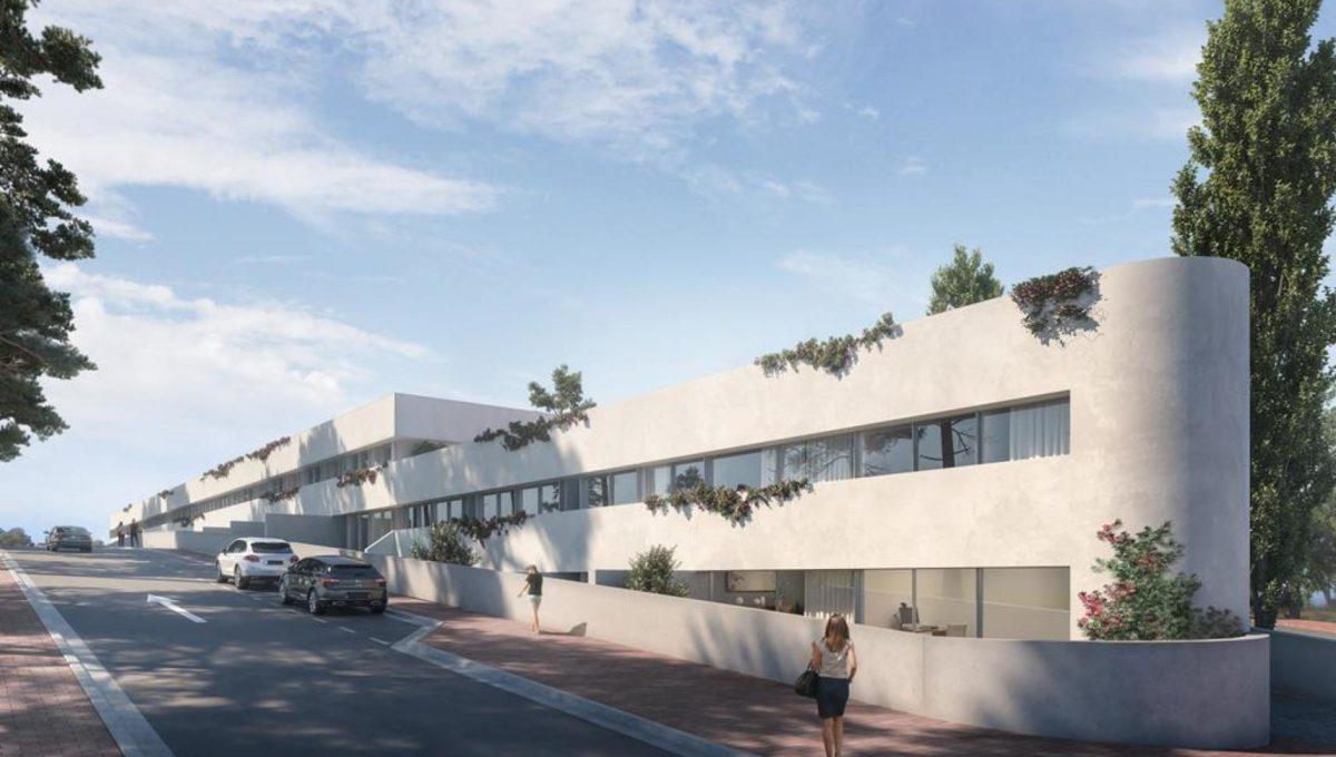 Leiligheter i Los Balcones, Torrevieja – Nye boliger