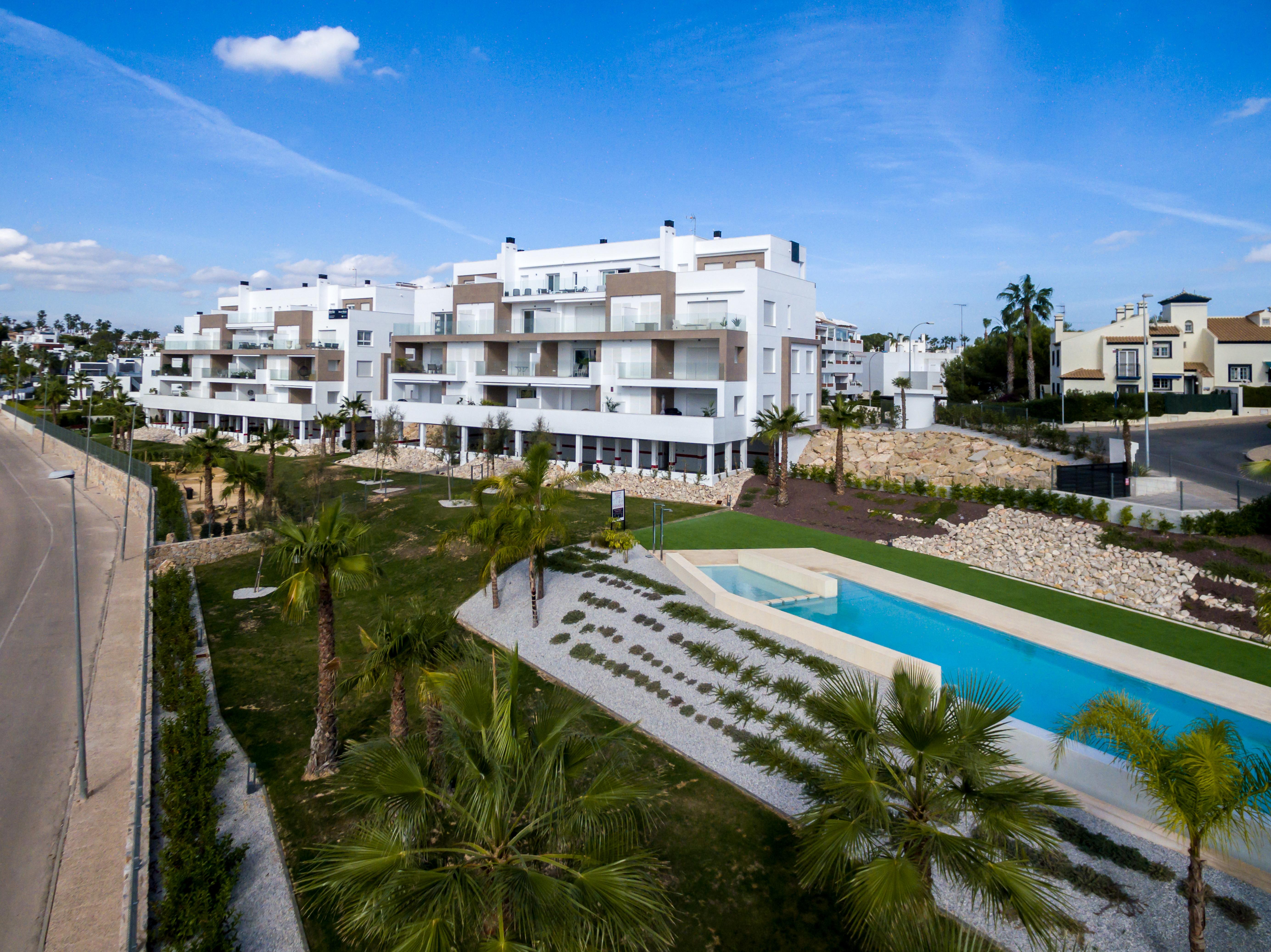 Penthouse med store terrasser nær La Zenia Boulevard, Orihuela Costa